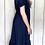 Thumbnail: V Neck Frill Trim Dress