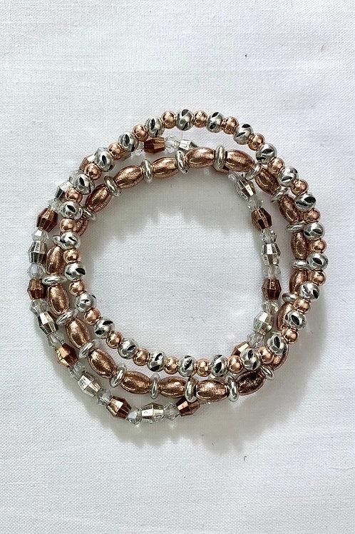 Beaded Bundle Bracelet Set