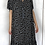 Thumbnail: Leopard Print Open Neck Dress