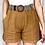 Thumbnail: Tan Linen Shorts