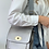 Thumbnail: Silver Messenger Bag