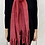 Thumbnail: Chunky Red Soft Knitted Scarf