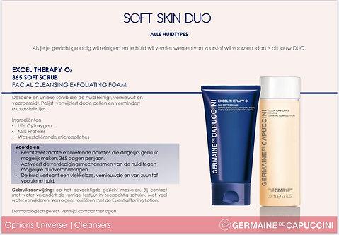 Soft skin duo