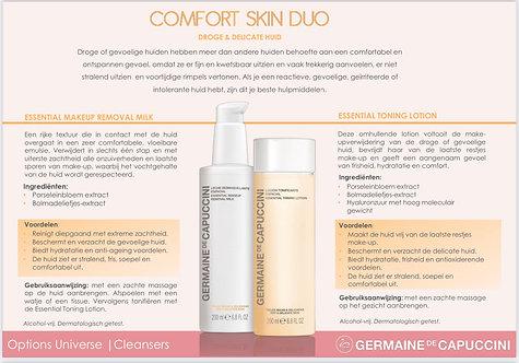 Comfort skin duo