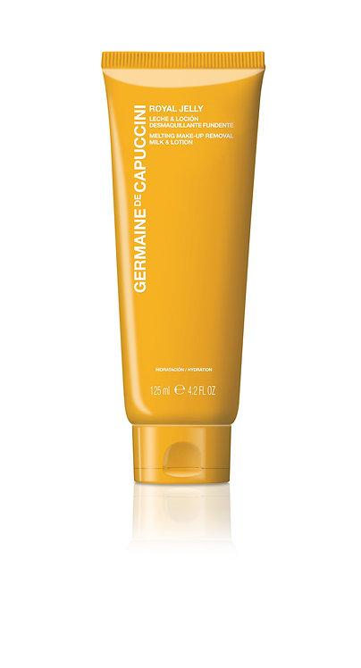 Melting Make-up Removal Milk & Lotion