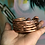 Thumbnail: Le Bangle Copper Cuff