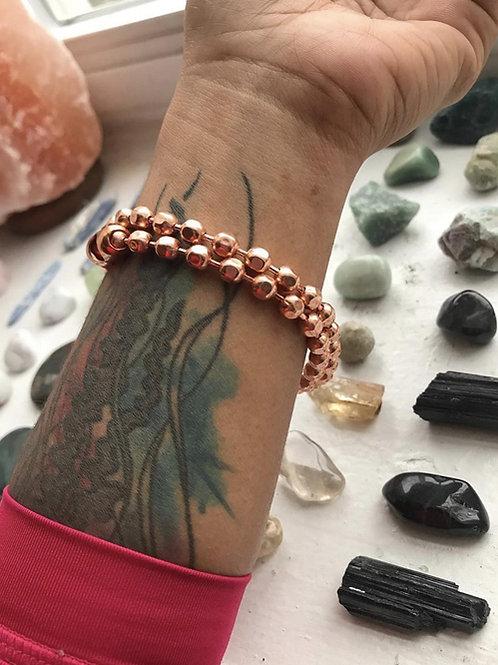 Copper Bracelet SETS