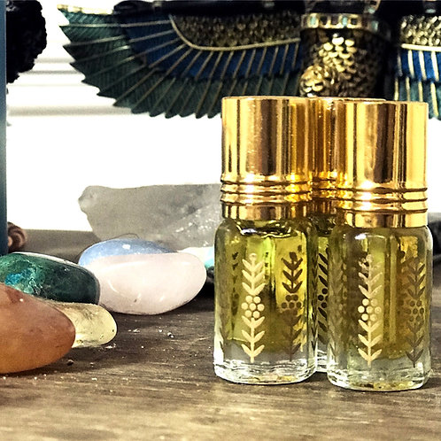 Egyptian Pure Amber Oil