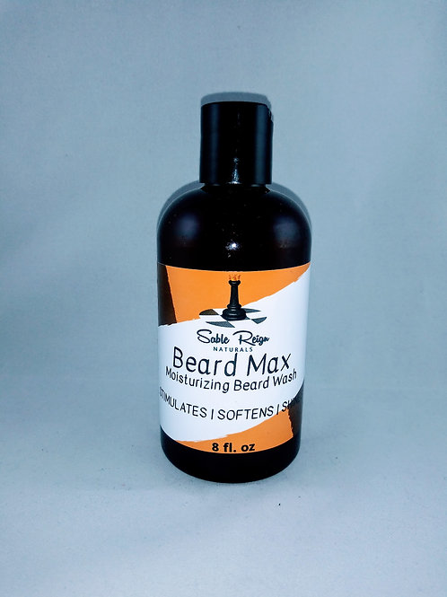 Beard Max Moisturizing Beard Wash