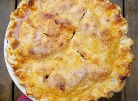 Pies, canning, and vegetables...oh my