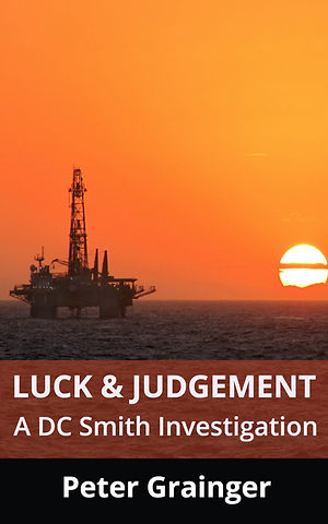 Luck and Judgement, Book 3 DC Smith Investigation Series