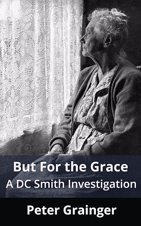 But for the Grace, Book 2 DC Smith Investigation Series