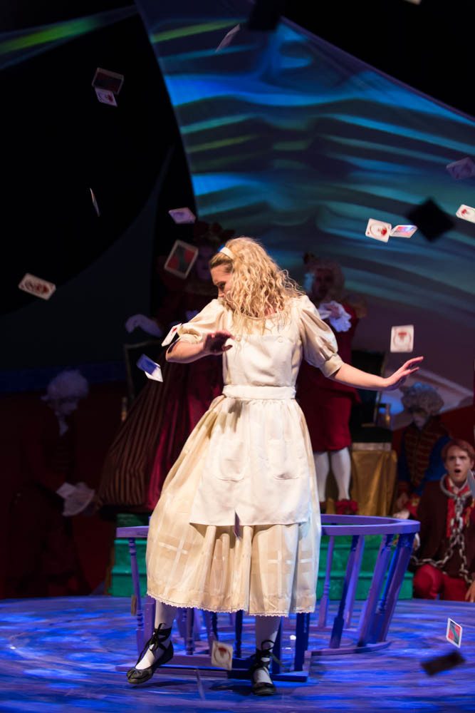 Now Open: World Premiere musical adaptation of Alice in Wonderland