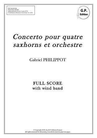 Concerto pour 4 saxhorns_Couverture Full
