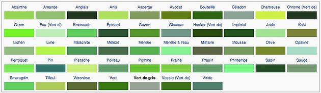 Les Couleurs - Le Vert | Interior Design | Immo | SCI Home & Design ...