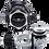 Thumbnail: Aqua Lung Legend LX Supreme Regulator Stage 3 Set