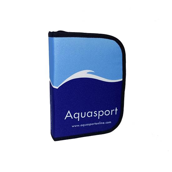 Aquasport Log Book Binder