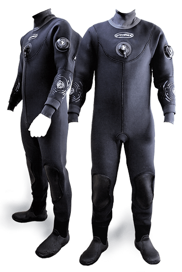 O'Three Port 10 Men's Drysuit