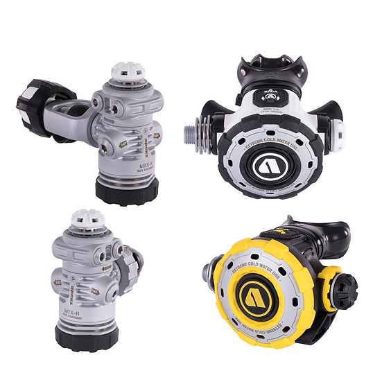 Apeks MTX-R Regulator Stage 3 Set