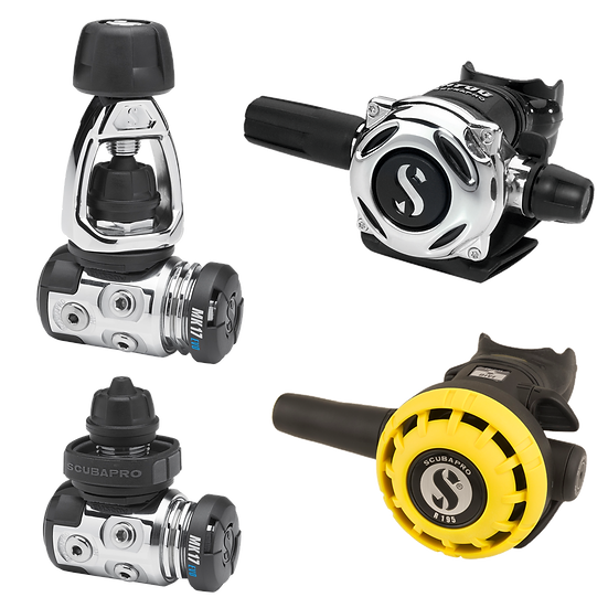 Scubapro MK17 EVO/A700 Regulator Stage 3 Set