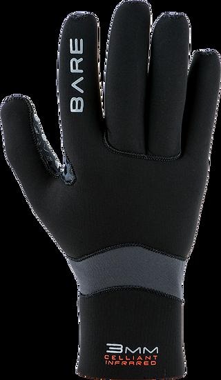 Bare Ultrawarmth Gloves - 3mm