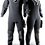 Thumbnail: O'Three MSF500 Technical Black Flex Men's Drysuit