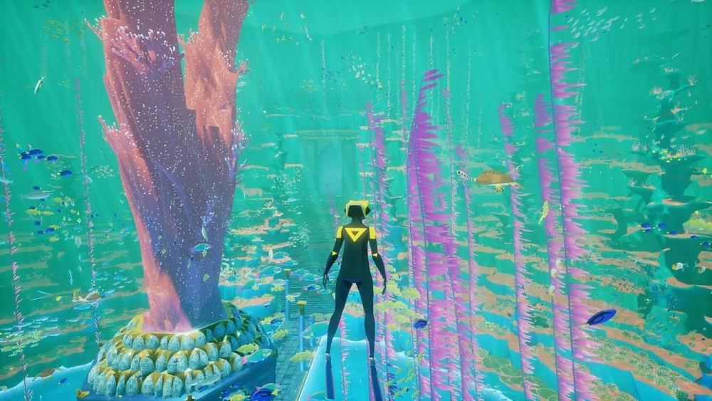 Abzû Scuba Diving Game