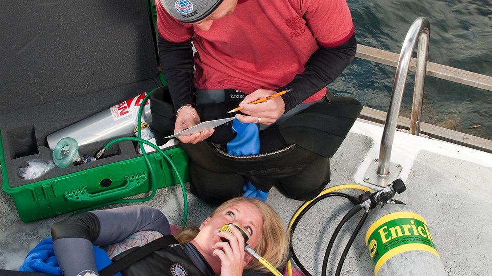 PADI Rescue Diver Gold