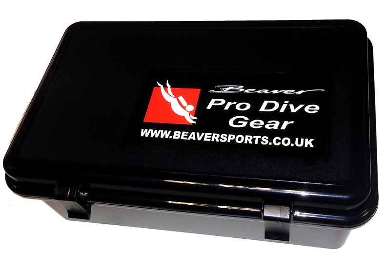 Beaver Small Black Dry Box