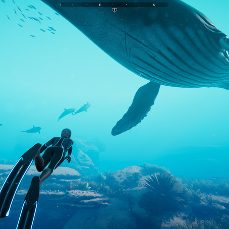Let's Nerd Out With 7 Video Games For Divers