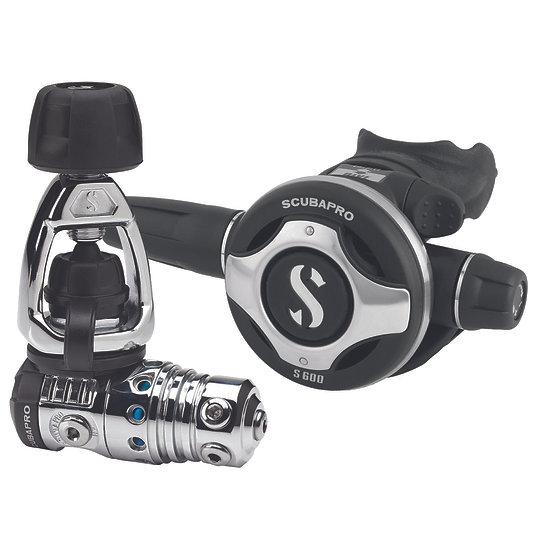 Scubapro MK25 EVO/S600 Regulator