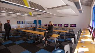 New Music Room - Erdington Academy