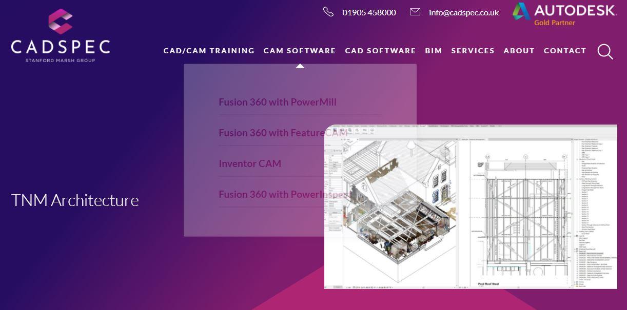 Case Studies TNM Architecture
