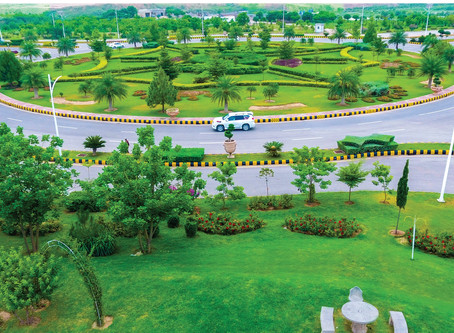 Gulberg Greens: View from an Architect's Eyes