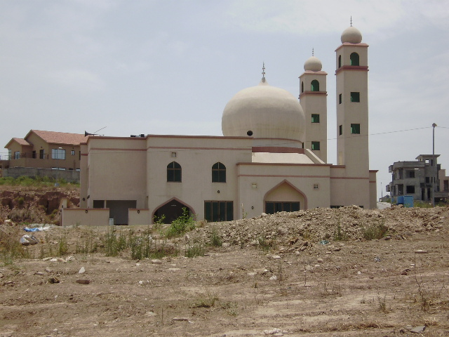 Mosque Dha Islamabad, Phase 2