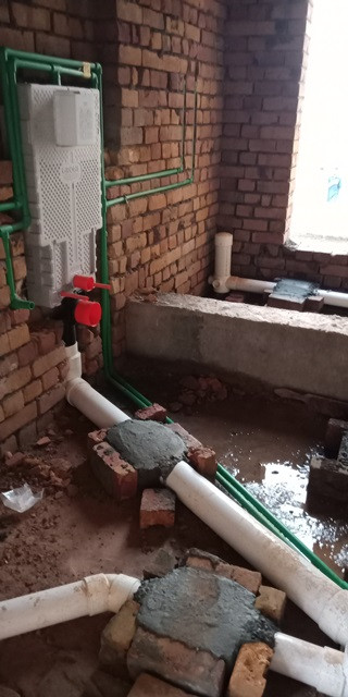 Internal Plumbing
