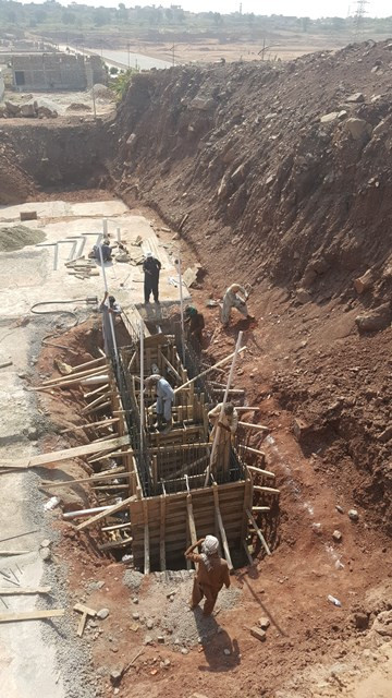 Concreting of Water Retaining Structures