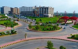 Commercial and Corporate Set Up Gulberg Greens Islamabad