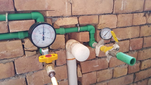 Water Supply Pipes Testing