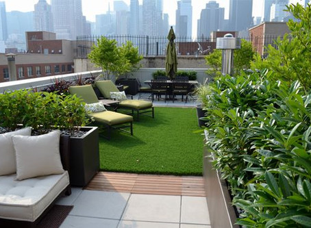 CHIC ROOFTOPS
