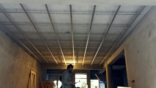 Gypsum Board Framing