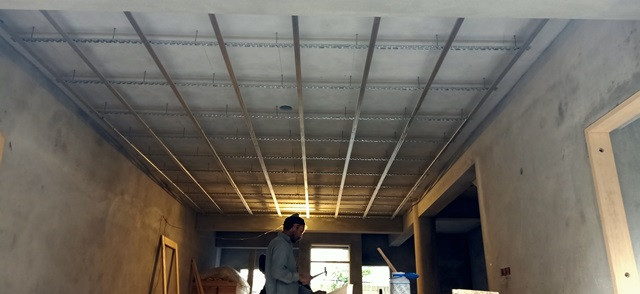 Gypsum Board Framing
