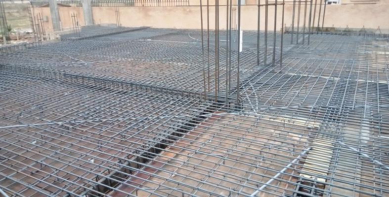 Slab Steel Fixing