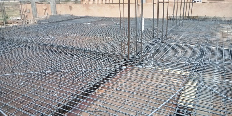 Slab Steel Fixing