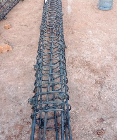 Piling Steel Fixing