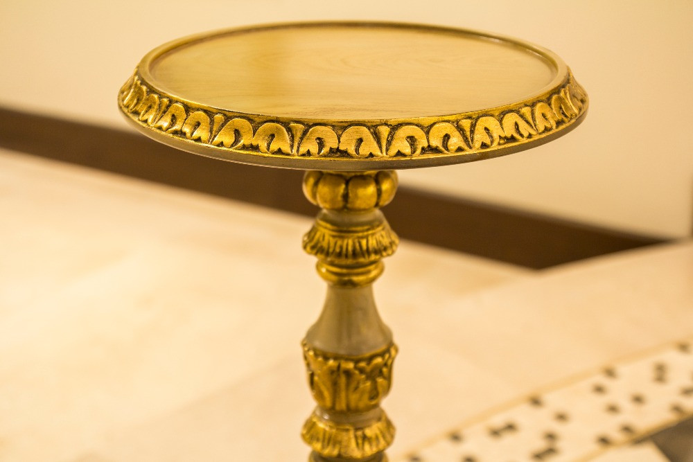 Bespoke Gilded Furniture- Centre Table