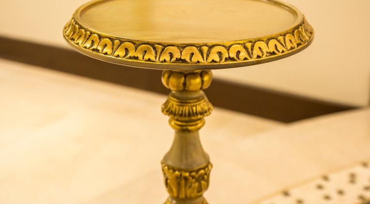 Bespoke Gilded Furniture- Centre Table