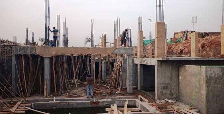 Column Beam Structure