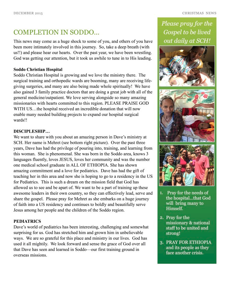 CHRISTMAS 2015 Ethiopia to Uganda pg 2