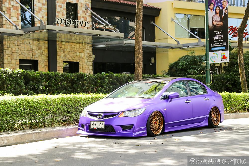 VIP Honda Civic (2)
